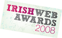 irish web awards logo