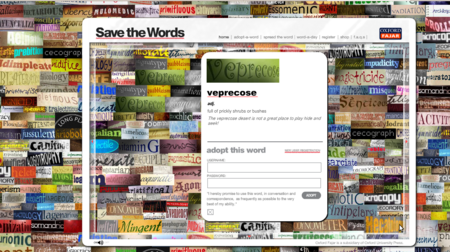savethewords