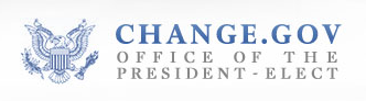change.gov logo